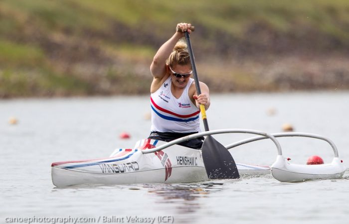 Publication of paracanoe athletes who have achieved eligible qualification times
