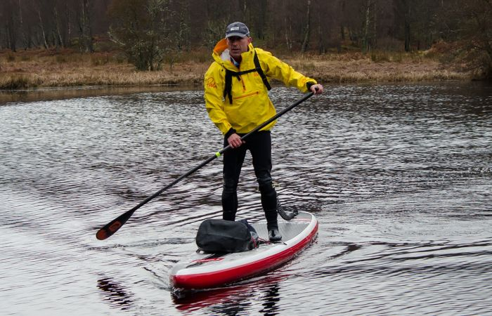 Blind adventurer Dean Dunbar on why he returns to paddling again and again.