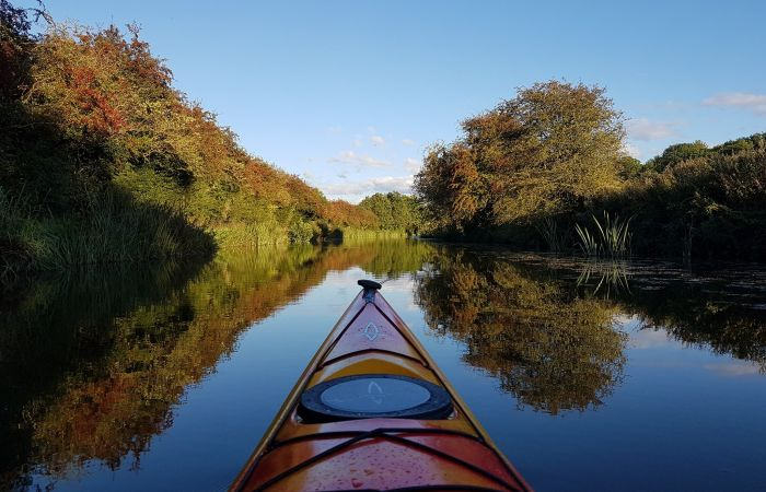 Covid-19: Paddling activity in England