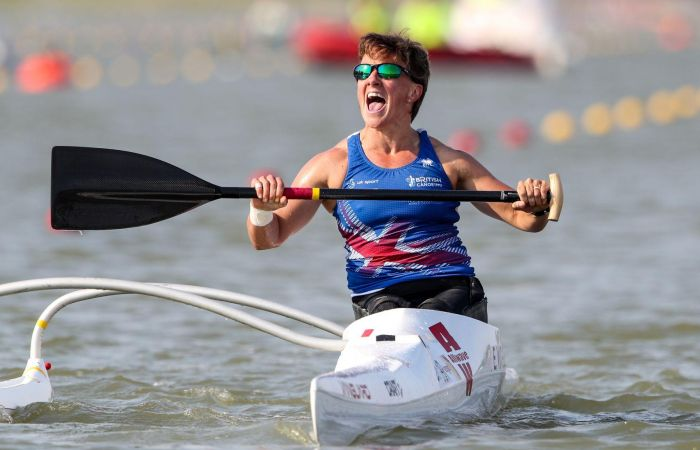 Another World Record falls as Great Britain win Gold and Bronze on second day of World Champs
