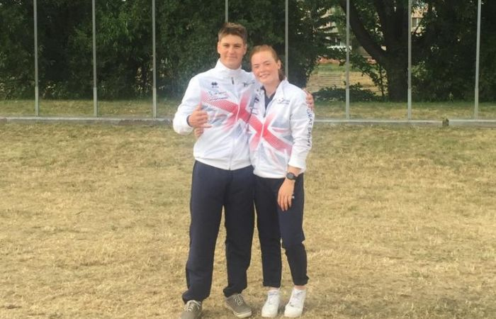 Two bronze medals for GB on final day of U23 & European Slalom Championship