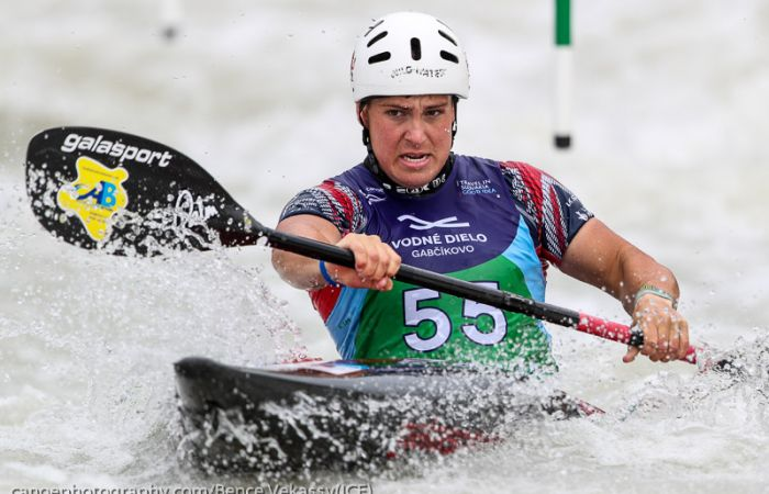Canoe Slalom Selection Policy open for public consultation