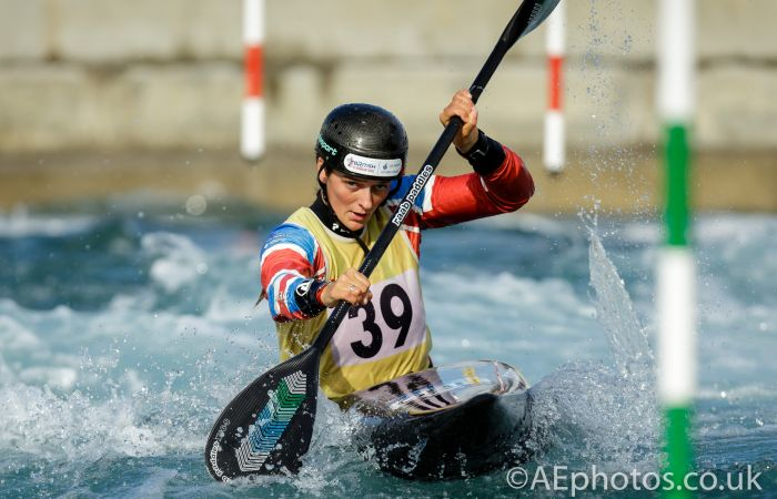 Slalom Teams Confirmed After Competitive Selection Weekend