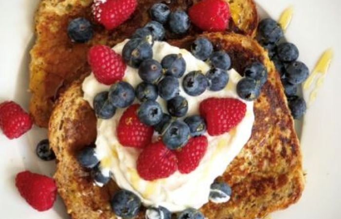 Athlete's French Toast