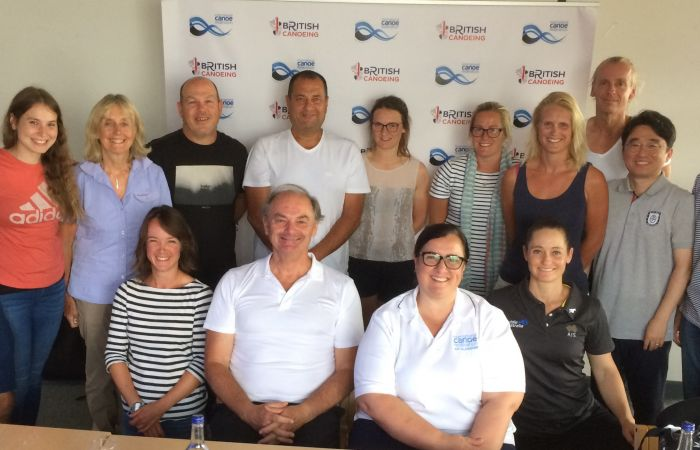 British Canoeing host ICF Trainee Classifiers course