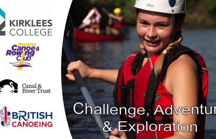 Kirklees College Students get into Challenge, Adventure & Exploration!