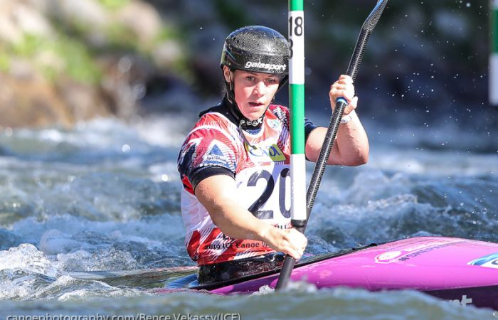 Update from the Canoe Slalom International Panel