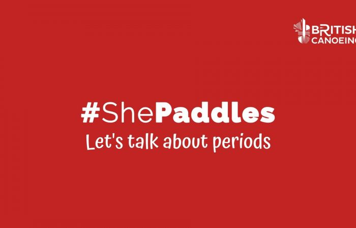 #ShePaddles feature: Paddling and periods
