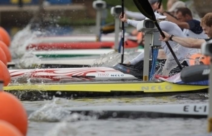 Paracanoe course records fall at the Inter-Club MacGregor Challenge Open & National Regatta