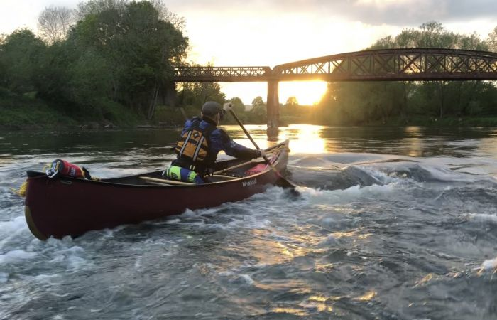 COVID 19 Update: Paddling guidance in England from 2 December