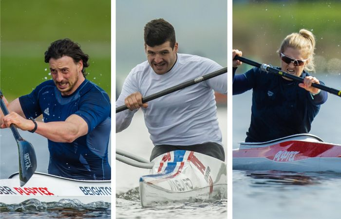 Paracanoe Squad Named For World Championships