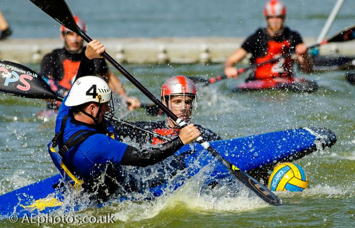 Guidelines issued for the immediate return of canoe polo
