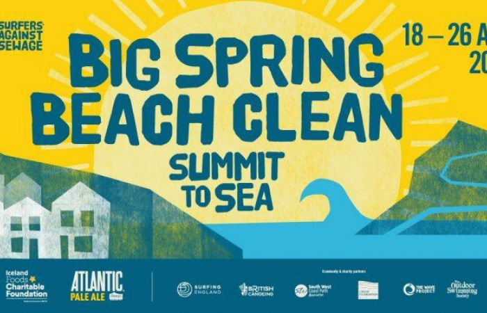 Join the SAS Beach Clean: Summit to Sea this April!