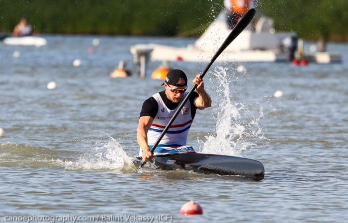"Jon Schofield set to retire from competitive paddling to take ""dream job"""