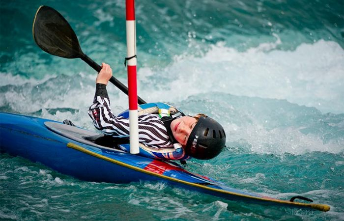 England Canoe Slalom Talent Programme 2021-2025 Strategy launched today.