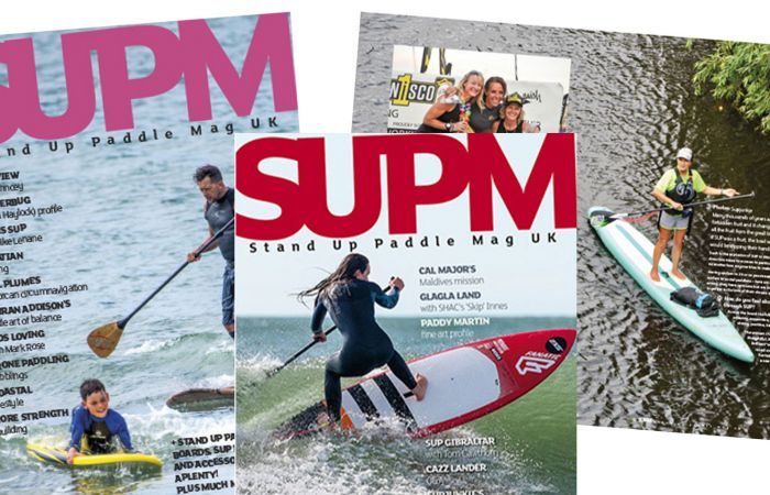 SUP Mag UK available at discounted rates to British Canoeing Members!