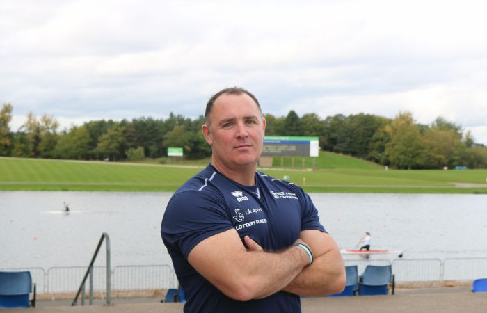 Scott Simon appointed as Paracanoe Head Coach