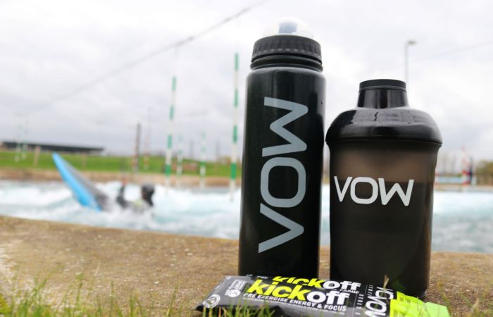 British Canoeing announce VOW Nutrition as official partner