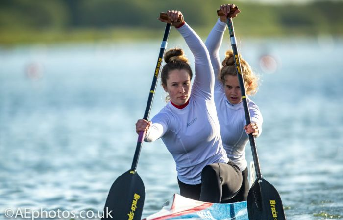 Six boats qualify for A finals at junior and u23 Euro Championships