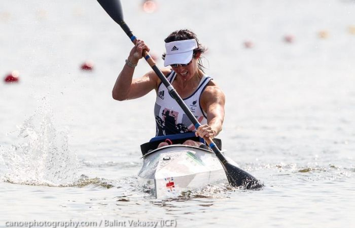 Paracanoe to be broadcast live at Tokyo 2020 Paralympic games.