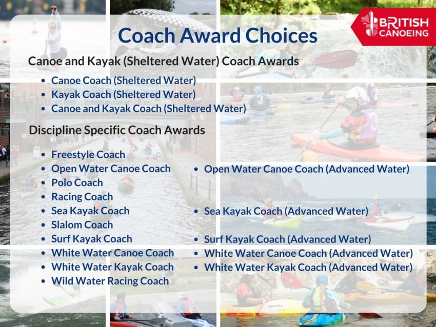 Coach Award Choices