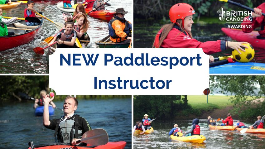 Paddlesport Instructor Rectangle