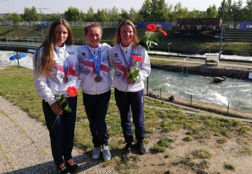 K1 W Jnr Team Bronze