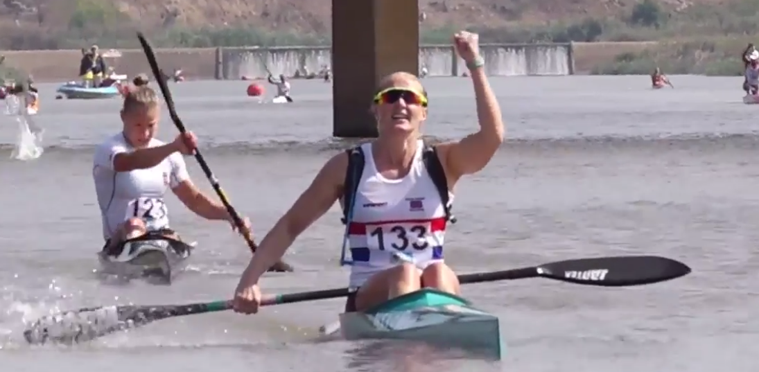 Great Britain win five medals at Canoe Marathon World Champs