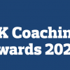 Three finalists announced for UK Coaching Awards 2020