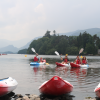 British Canoeing introduces 500 people to paddling at Keswick Mountain Festival!