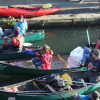 Whoosh Explore canoe club share how their river clean ups have engaged more paddlers