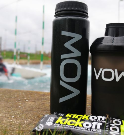 British Canoeing extend VOW Nutrition official partnership