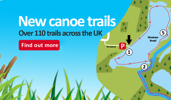 New Canoe Trails