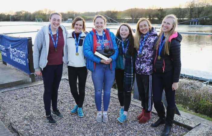 Kingston A, Meridian Ladies and Ulster U18 A claim titles at 2019 Canoe Polo National Championships