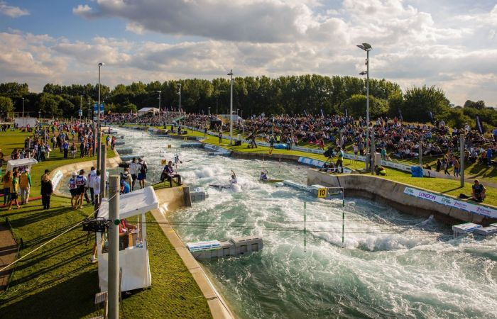 Canoe Slalom Paddlers Set For Start of 2020 Olympic Selection Showdown