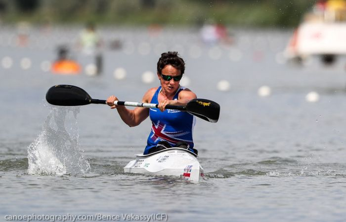Course Records Tumble as Paracanoe Squad Named for European Championships and World Cup