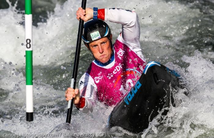 Good week for GB Slalom in Pau
