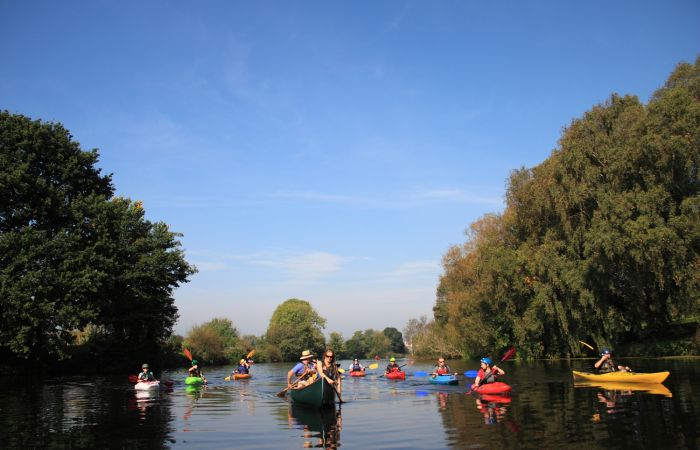 Go Paddling this Summer and join 11,000 new members on the water
