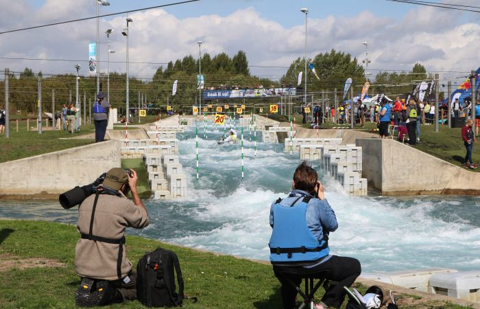 2019 ICF Canoe Slalom World Cup Media Accreditation now open