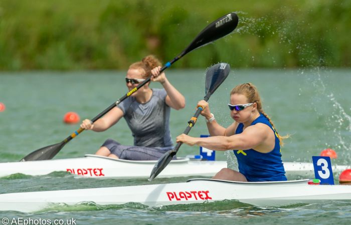 Paracanoe confirmed for 2022 Multisport European Championships
