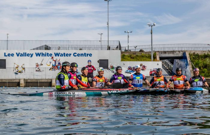 Canoe slalom international season opens with European Championships in Pau