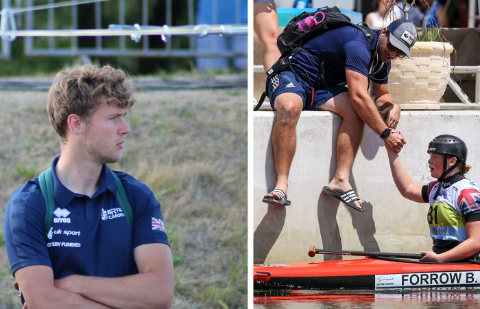 New Appointments for World Class Slalom Programme