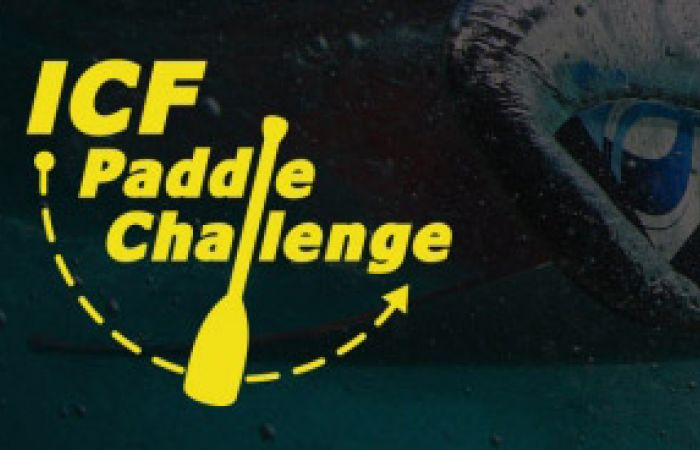 ICF launch NEW paddle challenge