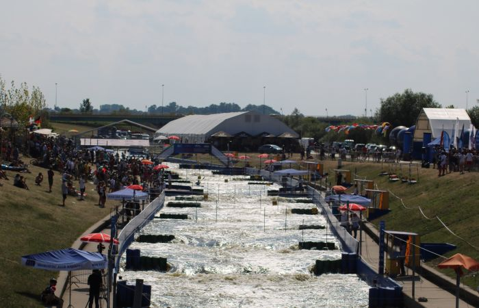 Canoe Slalom to make European Games Debut in 2023