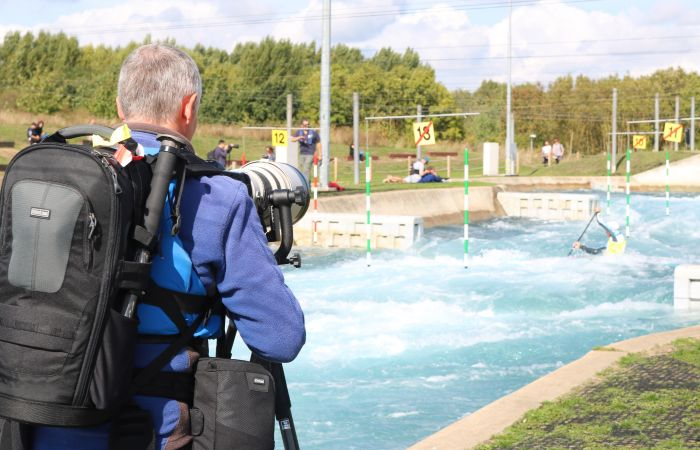 Media Accreditation is now open for 2019 Canoe Slalom selection event