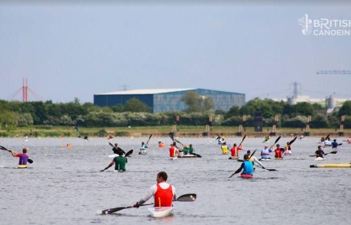 British Canoeing update on competitions, events and gatherings